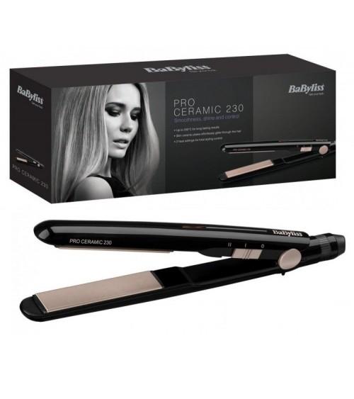 BaByliss 2069U Pro Ceramic 230 Hair Straightener