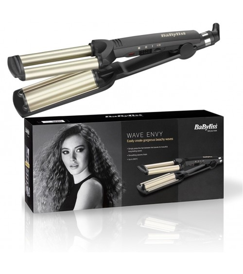Babyliss 2337U Wave Envy Hair Styler  Waving, Curler