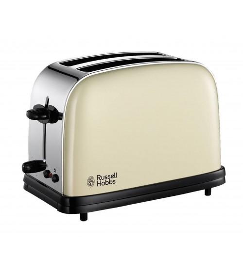 Russell Hobbs 18953 Cream Colour 2 Slice Toaster