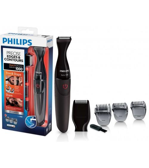 Philips MG1100/16 Multi-Groom Series 1000 Ultra Precise Beard Styler Trimmer