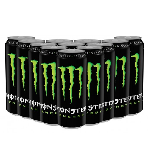 Monster Original Energy Drink 12x500ml