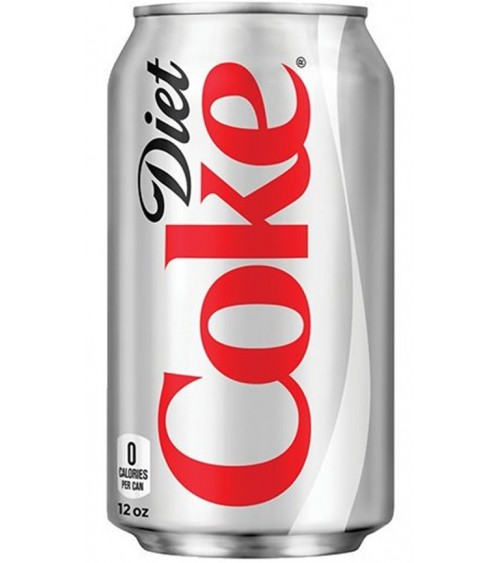 Coca Cola Diet Coke 24 Pack 300ml Cans