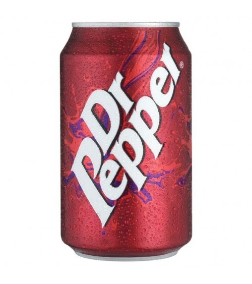 Dr Pepper 24 Pack 330ml Cans