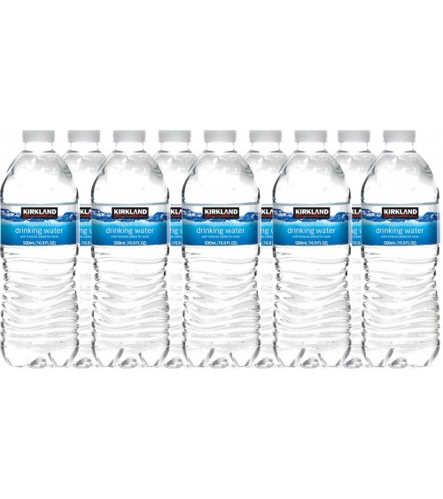 Kirkland Signature Natural Spring Water 40x500ml Bottles