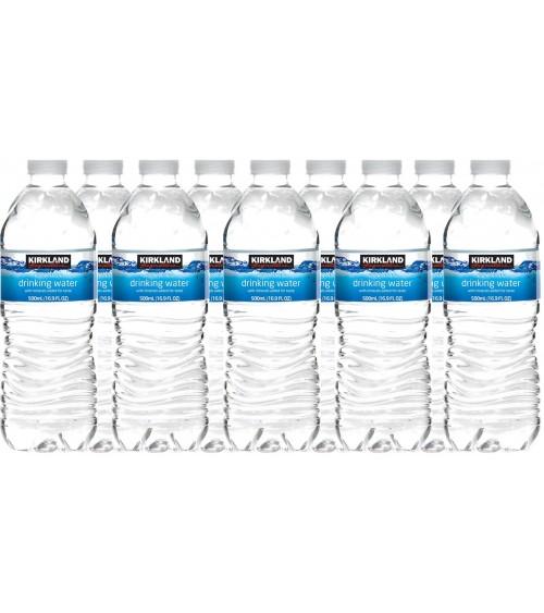 Kirkland Signature Natural Spring Water 40x500ml Bottles