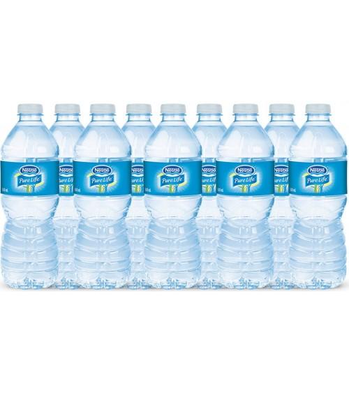 Nestle Pure Life Still Spring Water 24x500ml Bottles