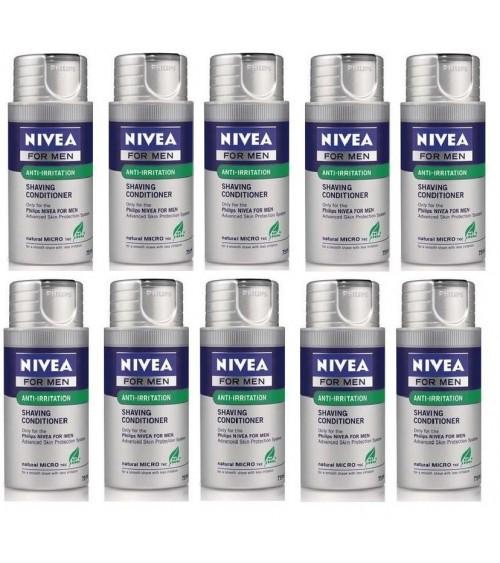 10 x Philips HS800/04 Nivea Shaving Conditioner Moisturising Balm For Men