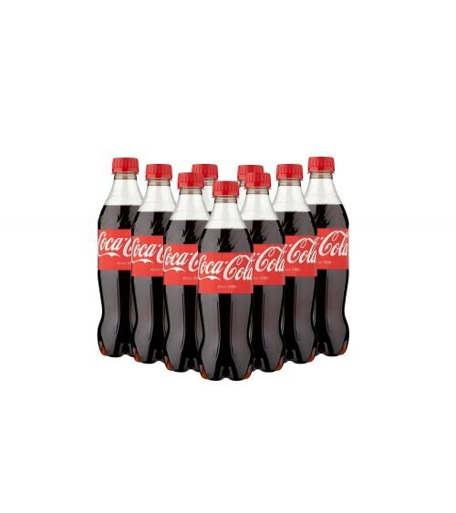 Coca Cola Bottle 500ml Case of 24