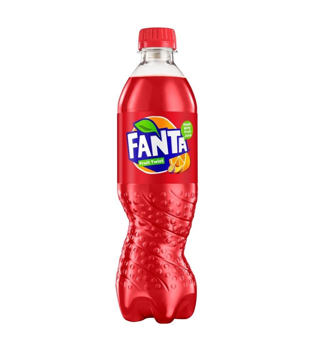 Fanta Fruit Twist 500ml