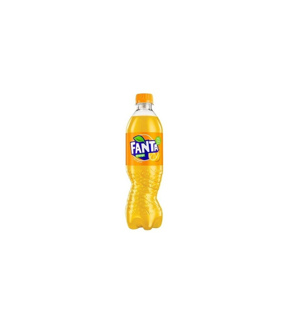 Fanta Orange 500ml 12 pack