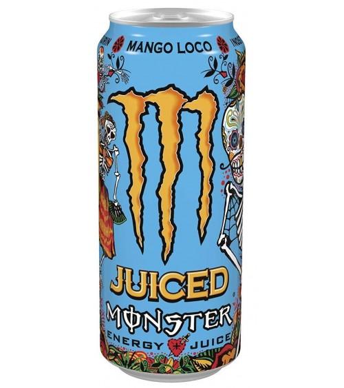 Monster Mango Loco 500ml 12 pack
