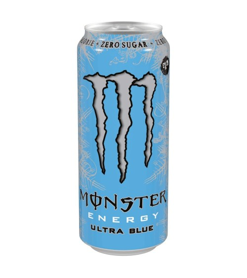 Monster Energy Ultra Blue 500ml 12 pack