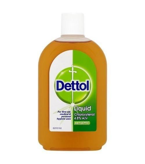 Dettol Original Liquid Antiseptic Disinfectant, 500ml
