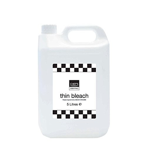 Chef's Essentials Thin Bleach 5 Litres