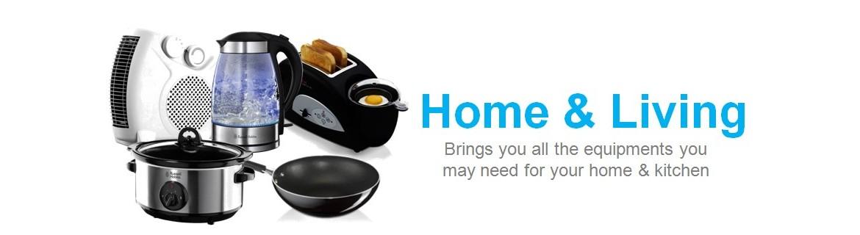 Home & Living Accessories Philips, Delonghi, Kenwood. Lloytron, Tefal