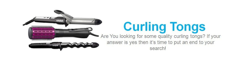 Curling Tongs
