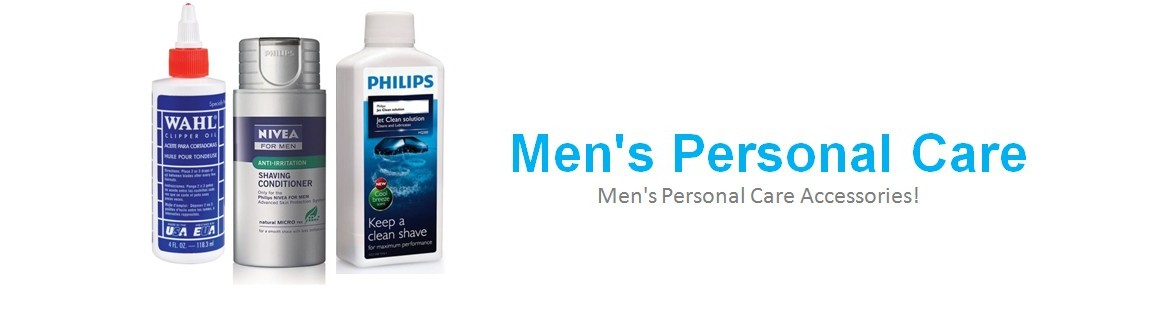 Mens Personal Care Accessories