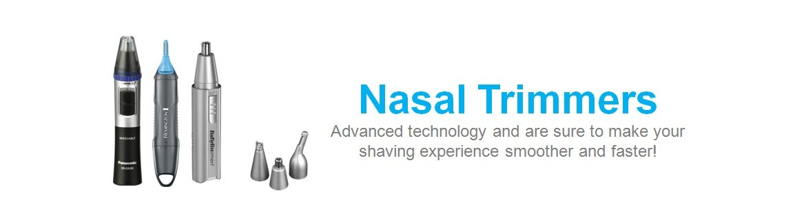 Nasal Trimmers