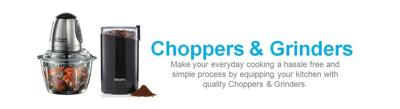 Choppers & Grinders
